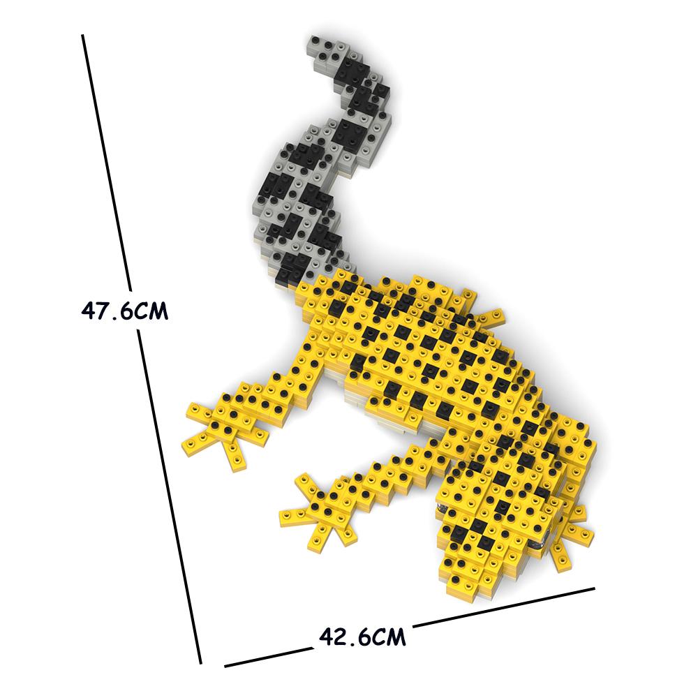 猫 ネコ ねこ 犬 いぬ 動物 日本限定 block animal dog CM19LZD03 cat 大人向けおもちゃ Craftsman ジェッカブロック パズル JEKCA ホビー 定番の人気シリーズPOINT(ポイント)入荷 ヒョウモントカゲモドキ01C