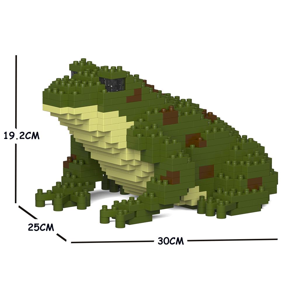 JEKCA ジェッカブロック カエル 01C-M02 Craftsman CM19FRG01-M02