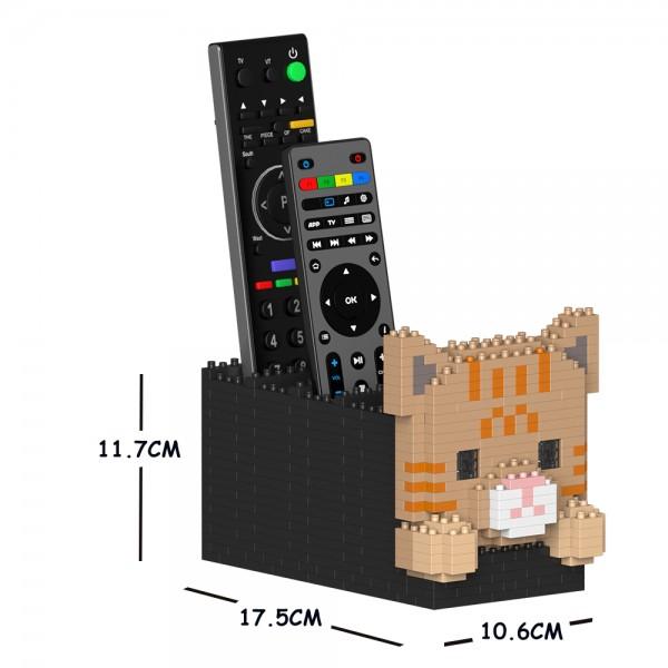 JEKCA ジェッカブロック トラネコ リモコンラック 01S Sculptor ST09CRC01