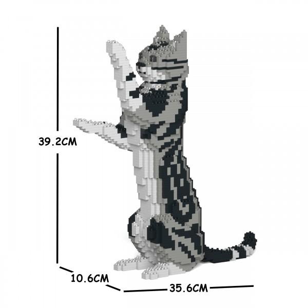 JEKCA ジェッカブロック アメリカン・ショートヘア 05S-M01 Sculptor