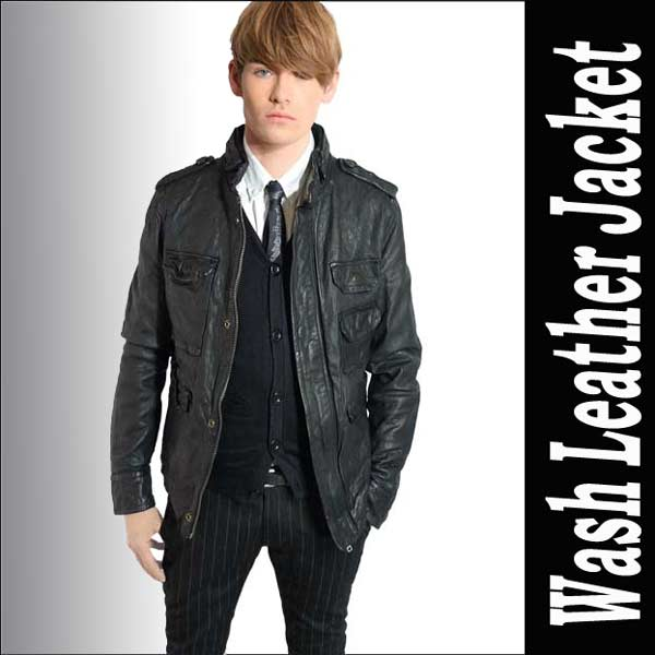 jellybeans-select | Rakuten Global Market: Leather jacket, men ...