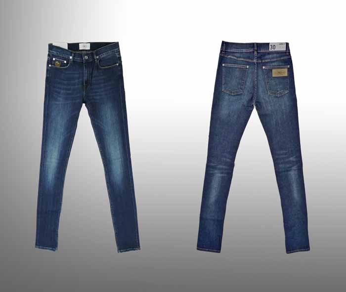 APRIL77 (April 77) JOEY Debbie Mercury skinny pants Indigo skinny denim April 77 jeans skinny jeans (indigo blue skinny hosomi in denim slim denim) new