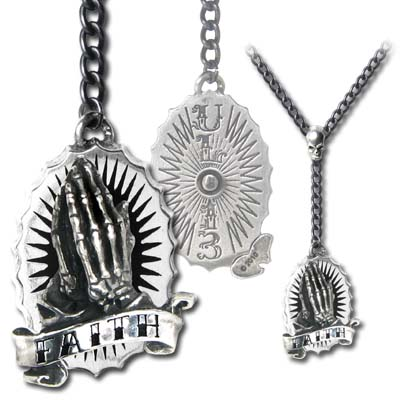 Jellybeans select rakuten global market alchemy gothic again heres faith motif of self explanatory rosary pendant twist back ul13 logo hand written and top on the chain bonds of skull are working aloadofball Choice Image