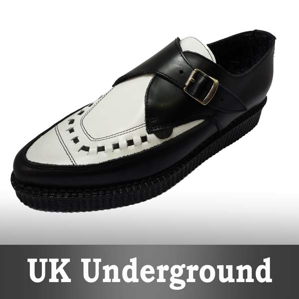 black creepers uk
