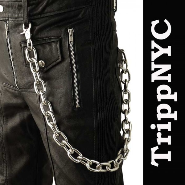Tripp NYC wallet chains and thick chain chosen eat 2 color accessories band rock punk punk rock fashion ROCK tripp nyc rock style accessories men's by car chain rock fashion fall/winter fall clothes winter new 05P01Nov14.