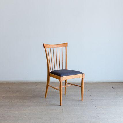 Forest フォレスト 02チェア(チェリー)チェリー無垢【1年保証】 リビングチェア キッチン カフェ ダイニングチェア dining chair 北欧 シンプル ナチュラル おしゃれ オススメ
