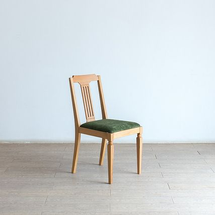 Forest フォレスト 06チェアホワイトオーク無垢【1年保証】 リビングチェア キッチン カフェ ダイニングチェア dining chair 北欧 シンプル ナチュラル おしゃれ オススメ