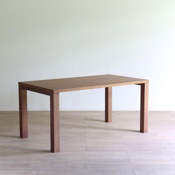 Forest フォレスト 52テーブル 1800(ウォルナット)ウォルナット突板合板【1年保証】 リビングテーブル キッチン カフェテーブル ダイニングテーブル dining table 北欧 シンプル ナチュラル おしゃれ オススメ