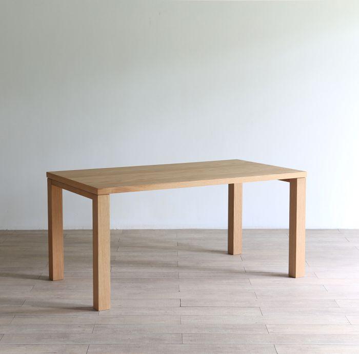Forest フォレスト 52テーブル 1800(ホワイトオーク)ホワイトオーク突板合板【1年保証】 リビングテーブル キッチン カフェテーブル ダイニングテーブル dining table 北欧 シンプル ナチュラル おしゃれ オススメ