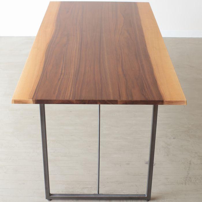 【1年保証】【テーブル】【ダイニングテーブル】【無垢材】 LEDA ダイニングテーブル レダ 150  【関家具】