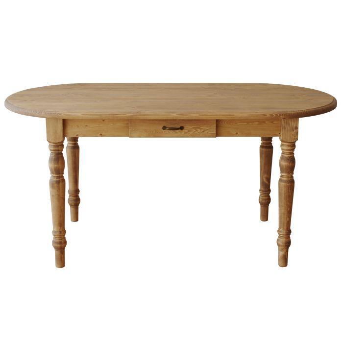 関家具 NORA mam マム マグワート テーブル Mugwort table テーブル ダイニングテーブル フレンチ家具 フレンチカントリー フレンチスタイル家具 パイン家具 ろくろ脚 北欧家具 カントリー家具 1年保証