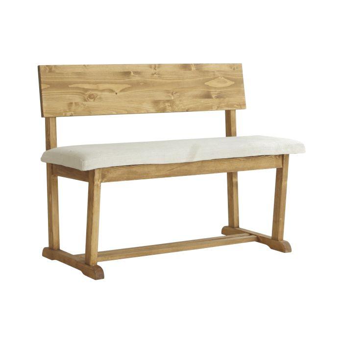 【1年保証】【チェア】【ベンチ】【北欧系家具】 コロハベンチ116 【関家具】