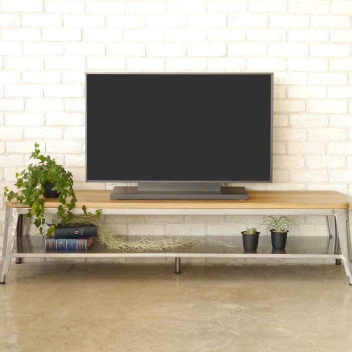【1年保証】【テレビボード】【ローボード】【インダストリアルデザイン家具】1281 TVボード 120【GART】