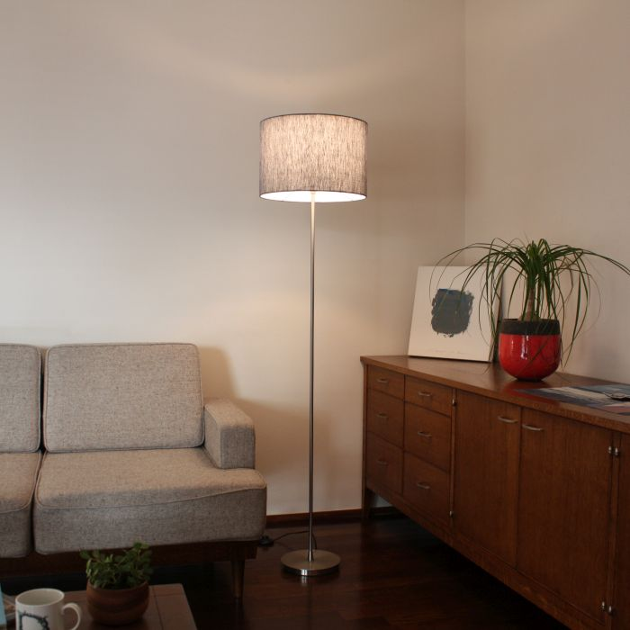 DI CLASSE ディクラッセ LEDフォスキアフロアランプ 【1年保証】間接照明 装飾照明 スタンドライト フロアライト スタンドランプ インテリア照明 照明器具 シェードランプ モダン シンプル レトロ 北欧