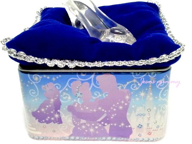 楽天市場シンデレラガラスの靴セイロンティーフラワーブレンド缶