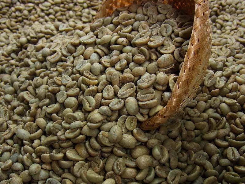 生豆コーヒーバリアラビカ「神山」 (10kg入) :【HLS_DU】