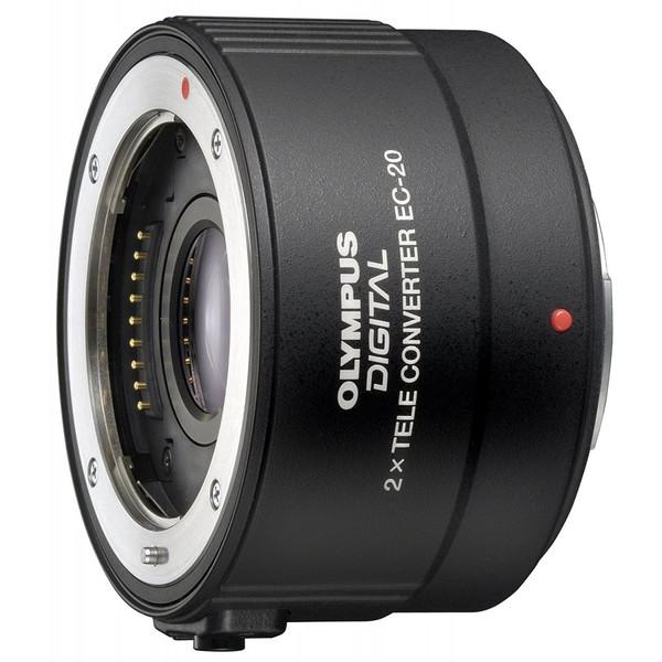 【送料無料】※訳あり※OLYMPUS テレコンバーター 2倍 ZUIKO DIGITAL用 EC-20 オリンパス レンズ