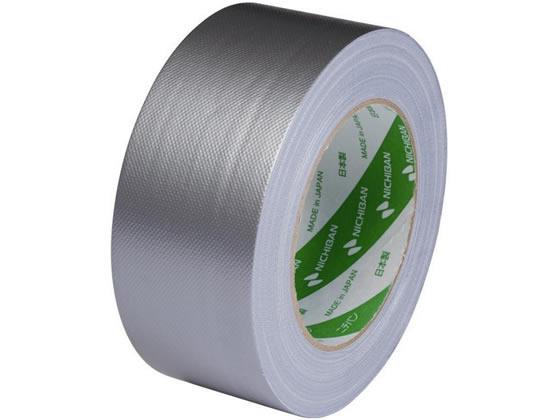 税込1万円以上で送料無料 公式サイト 即納最大半額 ニチバン 布粘着テープ 銀 50mm×25m 102N10-50