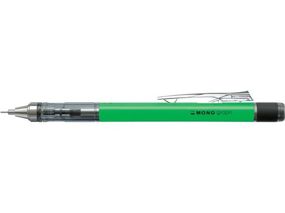 税込1万円以上で送料無料 トンボ鉛筆 シャープペンシルモノグラフネオン0.5mmネオングリーン セール価格 年末年始大決算 DPA-134E