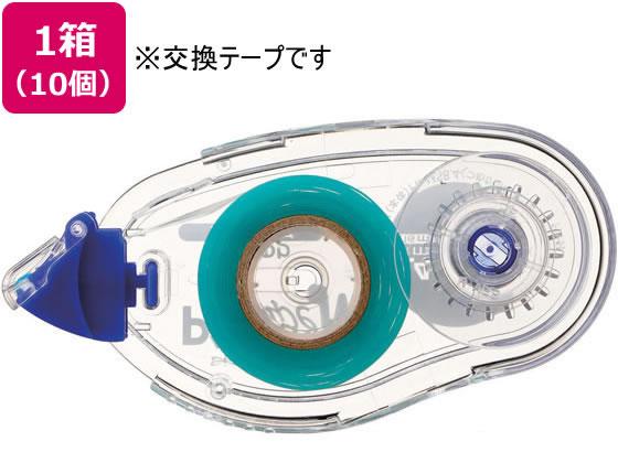 税込1万円以上で送料無料 蔵 正規取扱店 トンボ鉛筆 ピットテープ PR-MS8.4 PN-MS8.4用詰め替え 10個