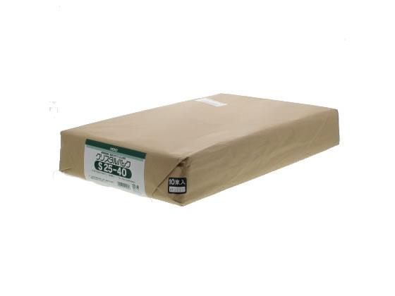 シモジマ/OPP袋クリスタルパック 400×250mm 1000枚/S25-40