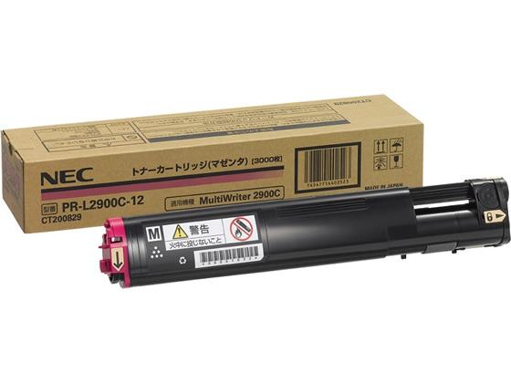 NEC/マゼンタ/PR-L2900C-12