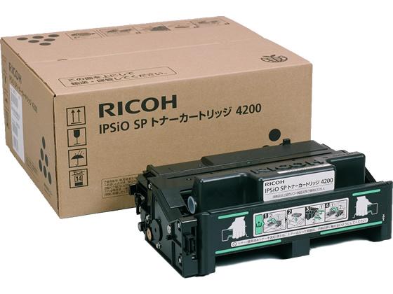 リコー/IPSiO SP トナーカートリッジ 4200/308534