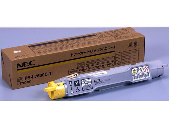 NEC/PR-L7600C-11/イエロー
