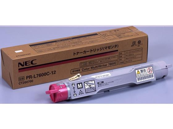 NEC/PR-L7600C-12/マゼンタ