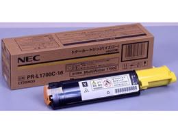NEC/PR-L1700C-16 大容量イエロー