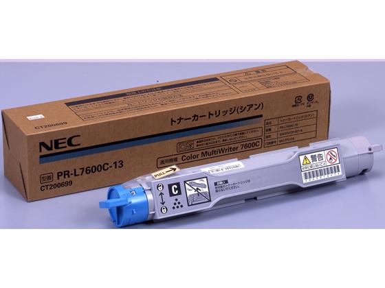 NEC/PR-L7600C-13/シアン