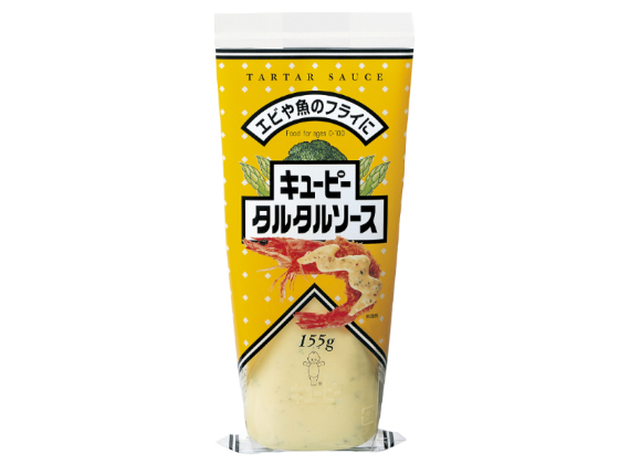 購買 税込1万円以上で送料無料 キューピー 155g タルタルソース 特別セール品