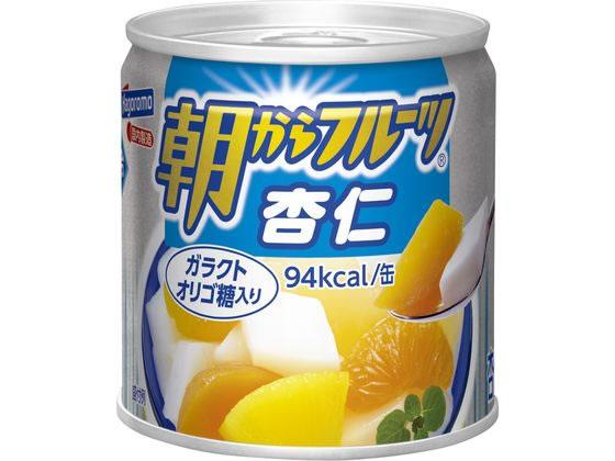 税込1万円以上で送料無料 舗 はごろもフーズ 190g オリジナル 朝からフルーツ杏仁