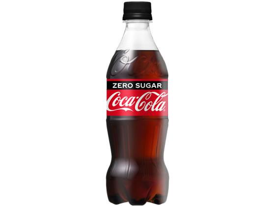 税込1万円以上で送料無料 コカ コーラ コーラゼロ 現品 500ml サービス