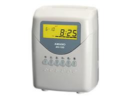 アマノ/タイムレコーダー/MX-100