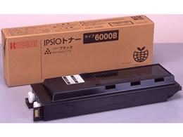 リコー/タイプ6000Bブラック純正63-6349