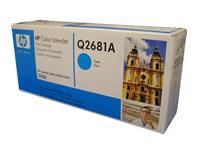 HP/Q2681A トナーカートリッジ シアン
