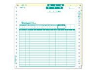 ヒサゴ/ドットプリンタ用 請求書(品名別) 1000セット/SB481