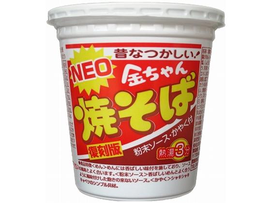 【税込1万円以上で送料無料】 徳島製粉/NEO金ちゃん焼きそば復刻版 84g