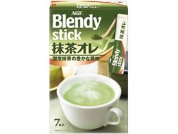 AGF/ブレンディ スティック 抹茶オレ 7本