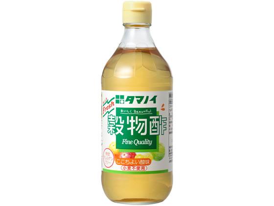 税込1万円以上で送料無料 人気上昇中 卓抜 タマノイ酢 穀物酢500ml タマノイ