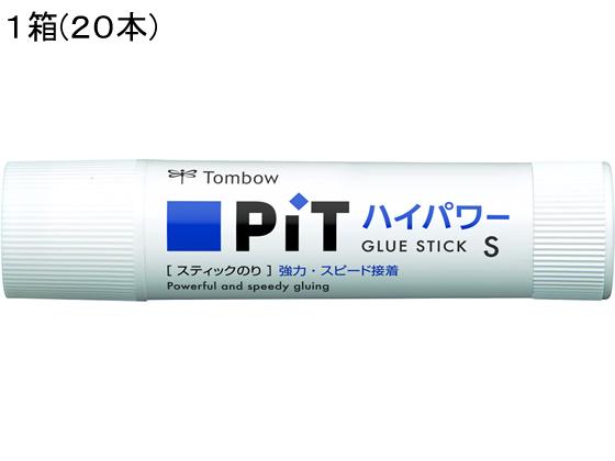 税込1万円以上で送料無料 トンボ鉛筆 ピットハイパワー おしゃれ 20本入 10g 激安卸販売新品 PT-TP
