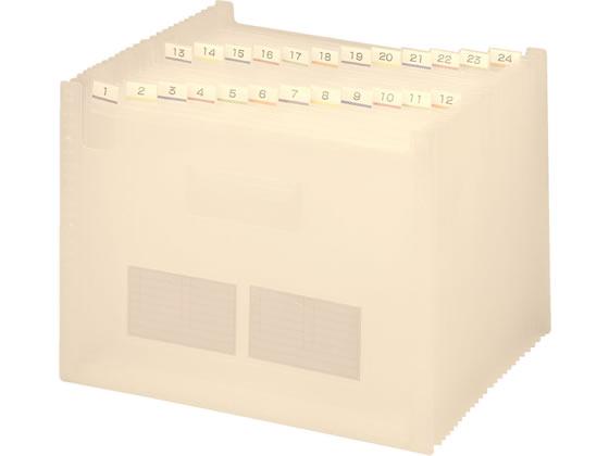 ランキングTOP10 税込1万円以上で送料無料 テージー ドキュメントファイルのび~る2 A4 クリア 25ポケット 付与 FD-247