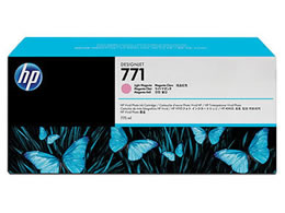 HP/HP771 インクカートリッジ ライトマゼンタ/CE041A