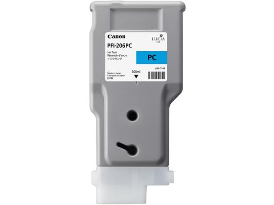 キヤノン/インクタンク 顔料フォトシアン 300ml PFI-206PC/5307B001