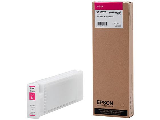 エプソン/インクカートリッジ マゼンタ/SC1M70