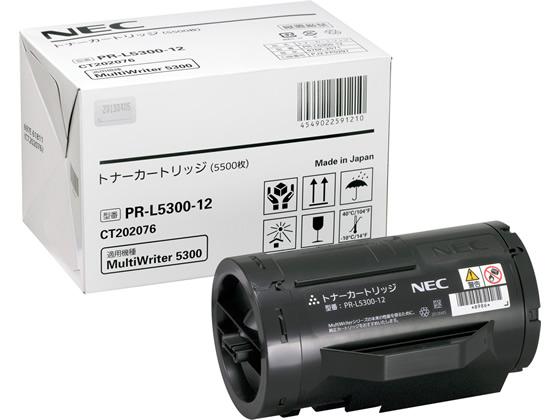 NEC/トナーカートリッジ/PR-L5300-12