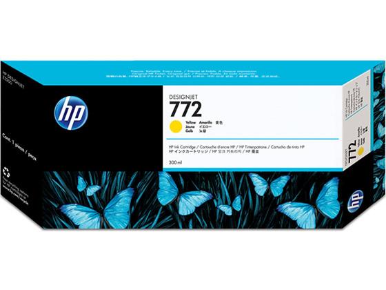 HP/HP772 インクカートリッジ イエロー/CN630A