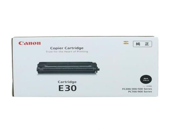 キヤノン/カートリッジE30 CRG-E30BLK/1491A001