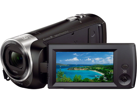 ソニー/デジタルHDビデオカメラ ハンディカム ブラック/HDR-CX470 B